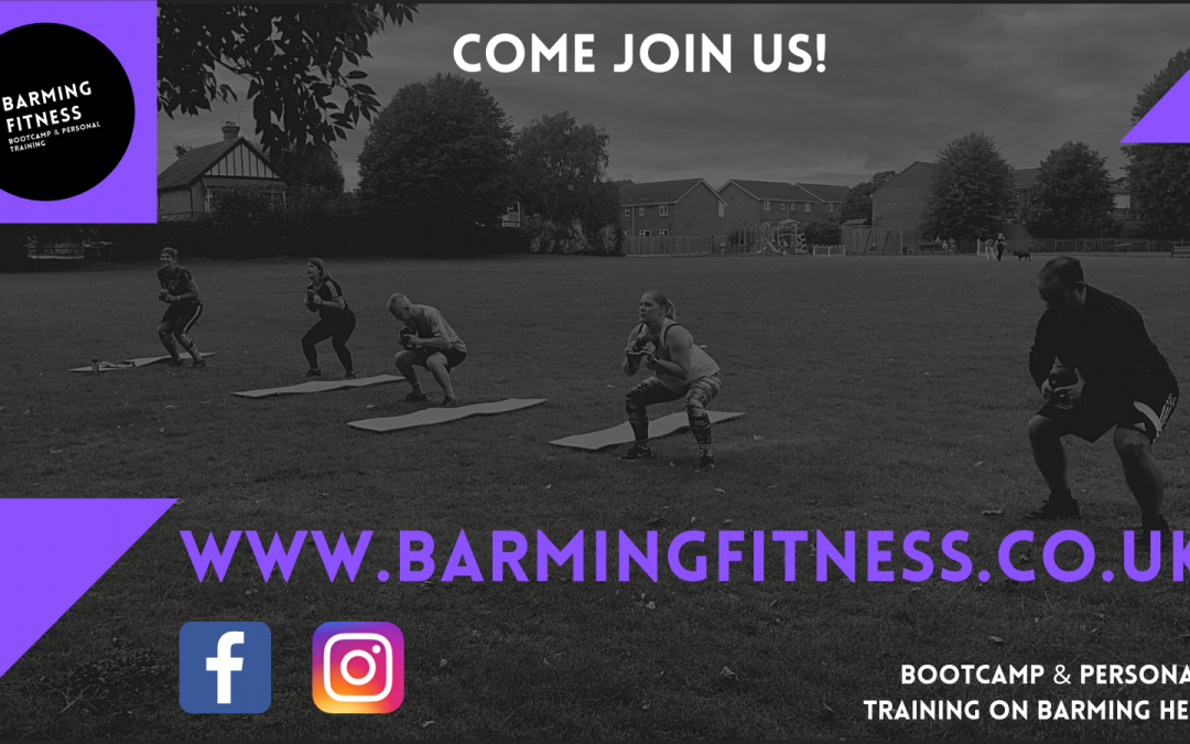 Fitness Promo Video – Barming Fitness