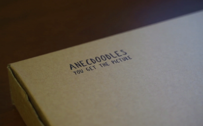 Promotional Video – Anecdoodles, You Get The Picture!